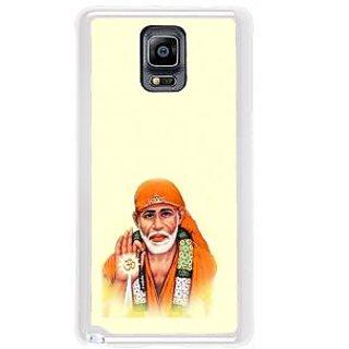 ifasho Shirdi wale Sai Baba Back Case Cover for Samsung Galaxy Note 3
