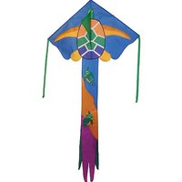 In The Breeze Swimming Turtle Fly-Hi Delta Kite, 48-Inch
