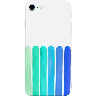 Dreambolic Ocean-Blue Back Cover for Apple iPhone 7