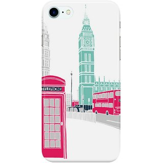 Dreambolic London Back Cover for Apple iPhone 7