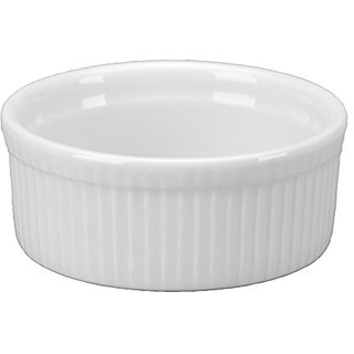 Vertex China ARG-63 Market Buffet Souffle Bowl, Fluted, 5-1/2