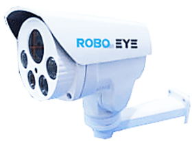 RoboEye Mini PTZ Bullet Camera with 4X Zoom 2.8mm to 12mm focal length