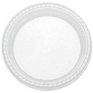 SOLO PST75-0099 Ultra Clear Medium-Weight Plastic Dinnerware 7.2