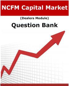 NCFM Capital Market (Question Bank)