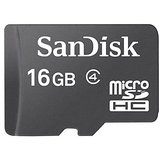Sandisk 16GB Micro SD Card Class 4 Pack Of 2 PC+ 8 GB Micro Sd Class 4 Free