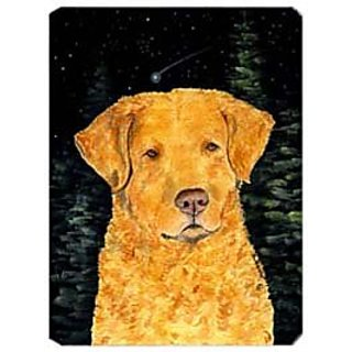 Carolines Treasures Mouse/Hot Pad/Trivet, Starry Night Chesapeake Bay Retriever (SS8487MP)