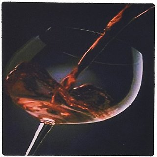 3dRose LLC 8 x 8 x 0.25 Inches Mouse Pad, Pour a Glass of Red Wine (mp_33209_1)