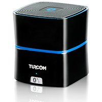 Turcom 5W Enhanced BASS+ Bluetooth 4.0 Speaker, High Quality Sound Up To 12 Hour Playtime, Built-in Microphone For Perso