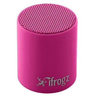 iFrogz Coda POP Bluetooth Speaker - Strawberry