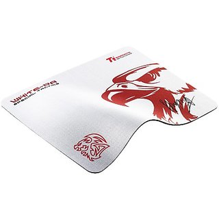 Tt eSPORTS White Ra Special Tactics Gaming Mouse Pad (EMP0007SMS)