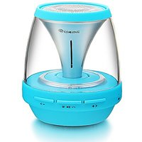 Bluetooth Speakers, Eachine Vivid Jar Wireless Portable Speaker With LED Lights, 4 Mode Lighting For Home Party / Beach