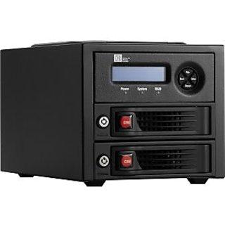 RTX220-3QR Two-drive RAID Storage Enclosure
