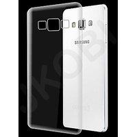 Samsung Galaxy J7 Transparent back cover
