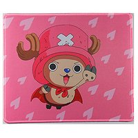 Large 12x 10 Inch One Piece Chopper Tony Tony Chopper Deer Cute Mouse Pad Mouse Mat Waterproof Nonskid