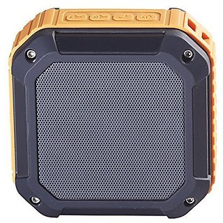 Soundmy Portable Wireless Bluetooth Speaker with NFC waterproof dustproof and Shockproof for Indoor&Outdoor 3W Hi-def Ba