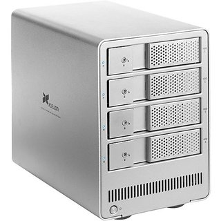 Xcellon DRD-401 Four-Bay Raid System for 3.5