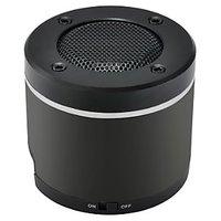 Gear Head Portable Bluetooth Speaker For IPad/iPhone/iPod, Black (BT3000BLK)