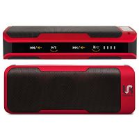 Bluetooth Speaker 6W Speakers + POWER BANK 4000 Mah + Radio And Microphone ALL IN ONE! Including Line In And A Micro SD