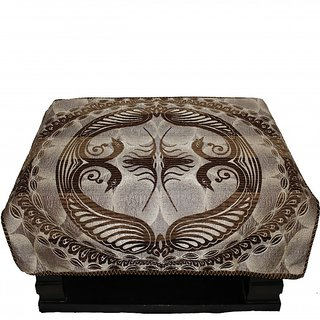 Satroop chenille table cover Mayur05C