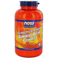 Now Branched Chain Amino Acid Powder, 340gm