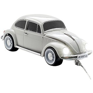 Click Car Mouse VW Beetle Wired Optical Mouse, Ultima (CCM-VWBEETLE-ULTIMA)