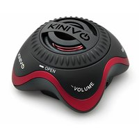 Kinivo ZX100 Mini Portable Speaker With Rechargeable Battery And Enhanced Bass Resonator