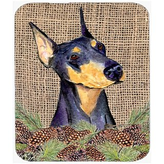 Carolines Treasures Mouse/Hot Pad/Trivet, Doberman (SS4085MP)