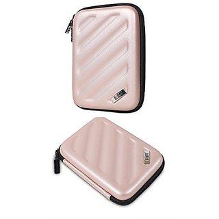 BUBM Portable EVA Hard Drive Case Electronics Accessories Travel Organizer