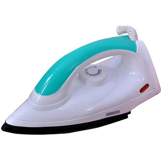 Sameer Glider Dry Iron-White,Green