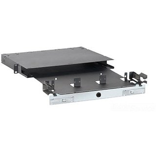 Panduit FRME1U Fiber Rack Mount Enclosure with 36-Fiber Capacity