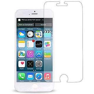 Reiko Screen Protector for iPhone 6 4.7-Inch US Carrier AT&T/T-Mobile/Verizon - Retail Packaging - Clear