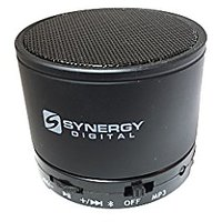 Synergy Digital Sdebs 007 Portable Wireless Bluetooth Speaker With Built In Microphone And 4 Hour Rechargeable Internal...