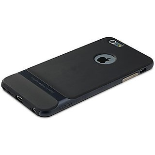 ROCK,Royce Series,Cases & Covers,iPhone 6/6S -69163,navy blue