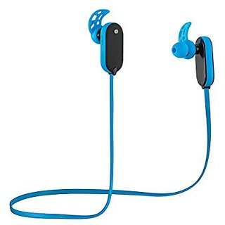 Bluetooth Headphones 4.1 Handsfree, Noise Cancelling Sweat Proof. Compatible on Bluetooth Enabled Devices iPhone, Androi