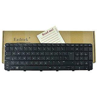 Eathtek New Laptop Keyboard for HP Pavilion DV7-6B56NR DV7-6B55DX DV7-6C95DX A6X02UA DV7-6B57NR A1T84UA series Black US