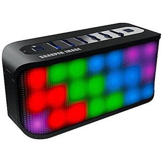 Buy Sharper Image Sbt609xbk Wireless Bluetooth Party Speaker With