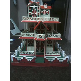 Handmade Stick House