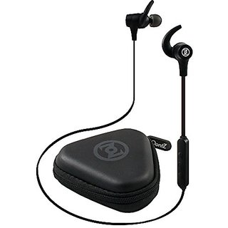 OontZ BudZ Bluetooth In Ear Speaker Headset Noise Cancelling Sweatproof Sport Earbuds with Hands Free Calling, Headphone