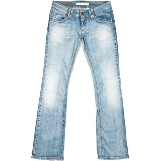 Light blue wash Danny super skinny