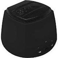 Spy THE SIREN Bluetooth Speaker With Mic And Controls For Hands-Free Talking, Black
