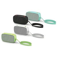 Parall 3W Portable Bluetooth Speaker 6-9 Hour Playtime Built In Cell Phone/Car Speakerphones Support Fm Radio/ TF Card W