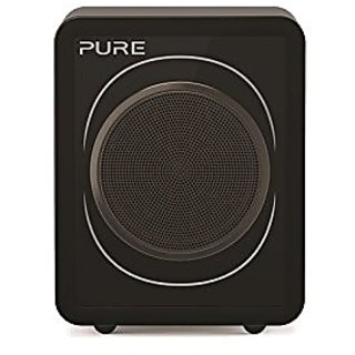 Pure Evoke F4 Stereo Speaker (Additional Stereo Speaker for Evoke F4 VL-62046) Black