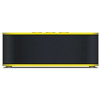 URGE Basics SoundBrick Plus NFC Bluetooth Portable Wireless Stereo Speaker - Retail Packaging - Yellow