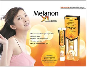 Melanon XL Dark Spot Removal Cream - 20 gm each