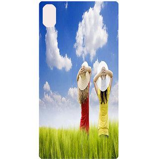 Amagav Back Case Cover for Sony Xperia XA 180.jpgXperia-XA
