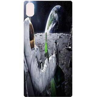 Amagav Back Case Cover for Sony Xperia XA 201.jpgXperia-XA