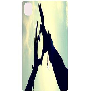 Amagav Back Case Cover for Sony Xperia XA 296.jpgXperia-XA