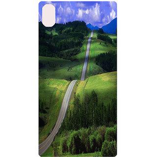 Amagav Back Case Cover for Sony Xperia XA 195.jpgXperia-XA