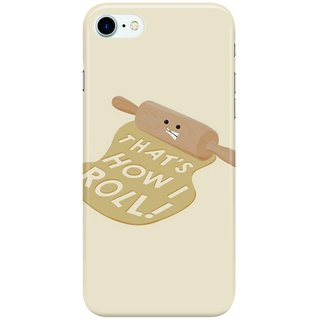 Dreambolic dough style Back Cover for Apple iPhone 7