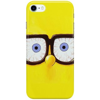 Dreambolic Spongebob Glasses Back Cover for Apple iPhone 7